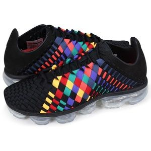Nike Air VaporMax Inneva Rainbow Dream Weaver NEW